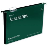 C/FILE EXTRA SUS A4 30MM GN 25 71759