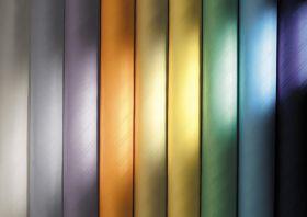 Ropimex Flame Retardant Curtains 140Wx175H With 10 Eyelets, Trevira Cs
