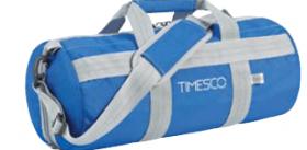 MicrAgard Emergency Barrel Bag Blue