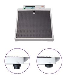 Seca 877 Digital Floor Weighing Scale