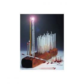 Thermometer Red spirit -35/50c