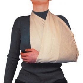 Triangular Calico Bandage Non-Sterile 90cm x 127cm
