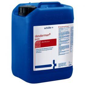 Desderman Pure Liquid 5 Litre [Pack of 1]