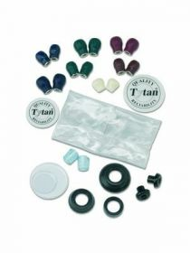 Deluxe Ear Tips - Large Soft (Navy Blue)