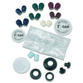 Deluxe Ear Tips - Small Soft (Navy Blue)