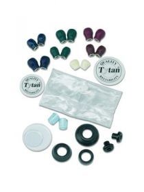 Deluxe Ear Tips - Small Soft (Hunter Green)