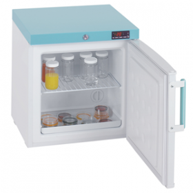 LEC Countertop Laboratory Freezer - Solid Door 50L [Pack  of 1]