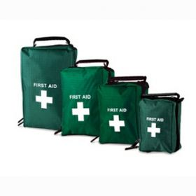 Deluxe Empty First Aid Bag - Medium