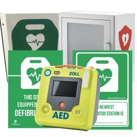 ZOLL AED 3 Fully Automatic - Multi-Site Package