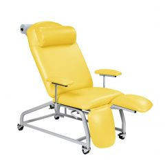 Fixed Height Treatment Chair with 4 Castors