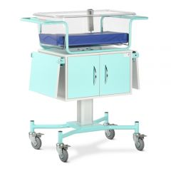 Bristol Maid Trolley - Baby Crib - Variable Height - Battery Operation