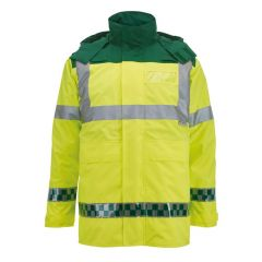 Ambulance Hi-vis Jacket Hi-vis Yellow