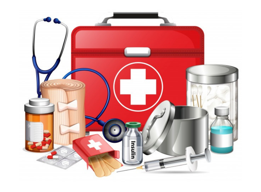 A Quick Check-List of Medical Equipment Items for Setting up a New Clinic