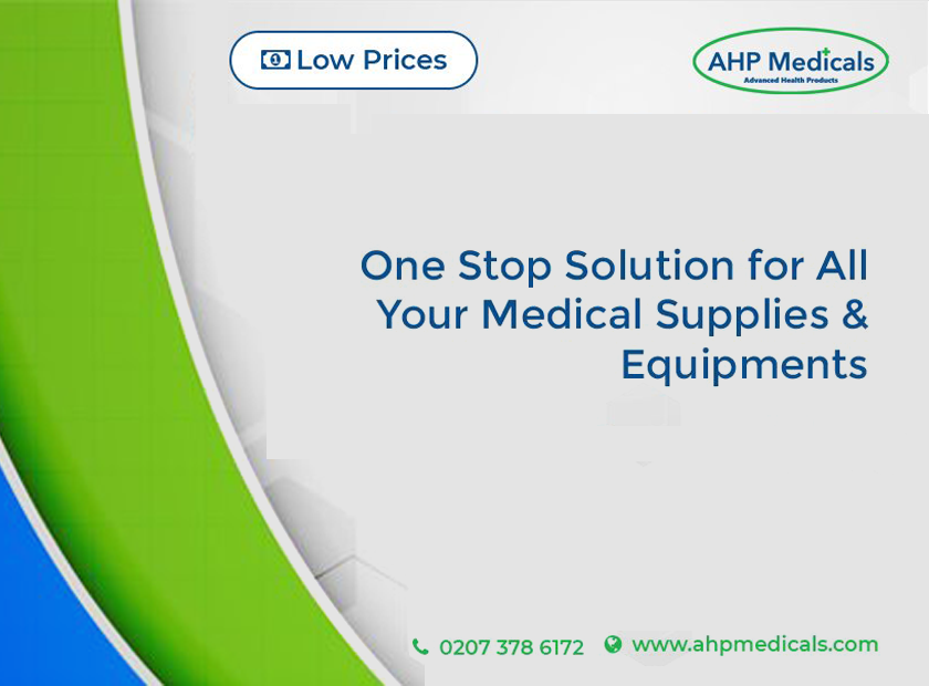 Why AHP Medicals is Best for YOU ?