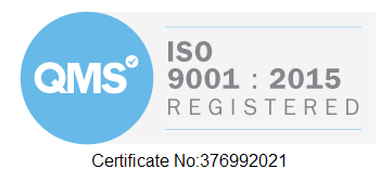 AHP Medicals is certified ISO 9001:2015 Company