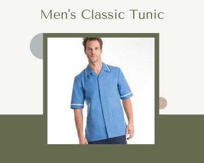 Men's Classic Tunic