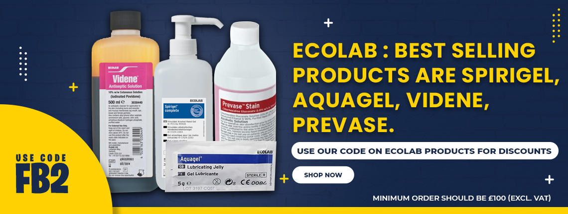 Ecolab Discount Banner