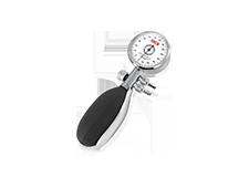 Blood pressure monitors and cuffs
